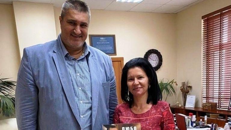Любо Ганев обсъди бъдещето на волейбола в Козлодуй