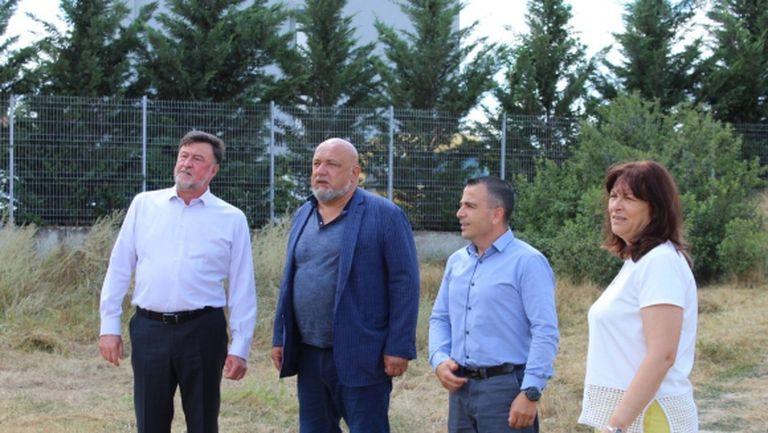 ММС ще финансира изграждането на четири игрища за минифутбол във Варненска област