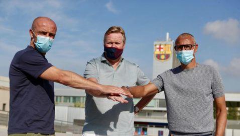 Официално: ето кои ще помагат за възраждането на Барселона