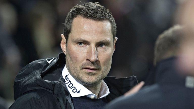Треньорът на Мидтиланд се хвали колко силен отбор е направил за мача с Лудогорец