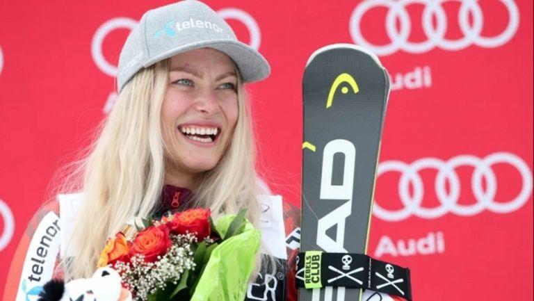 Норвежка звезда в ските се завърна на снега след 17 месеца отсъствие