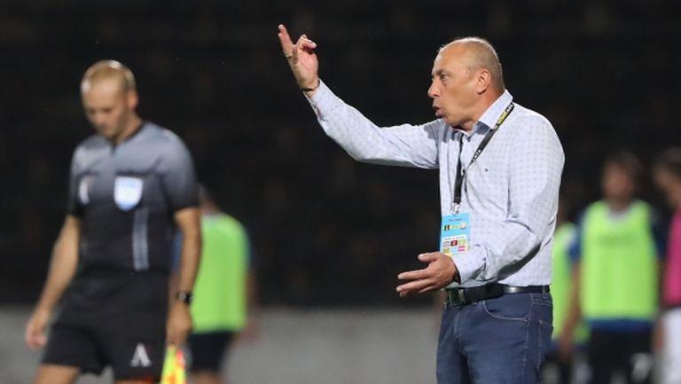 Файсел Касми попадна в групата на Черно море  за мача с Лудогорец