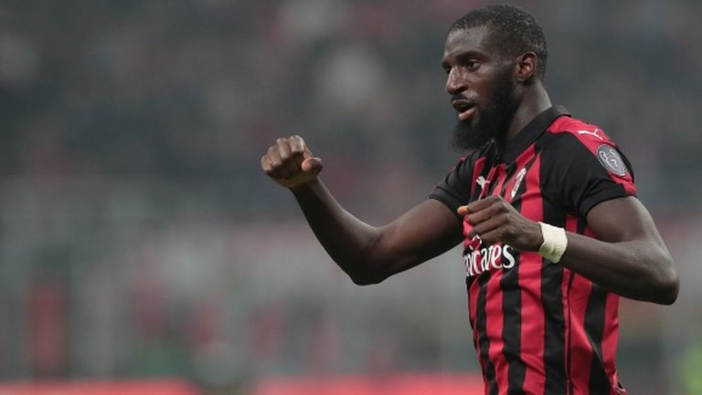 Бакайоко е близо до завръщане в Милан