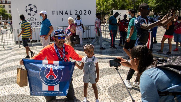 Време е за финал - следете тук новините от Лисабон
