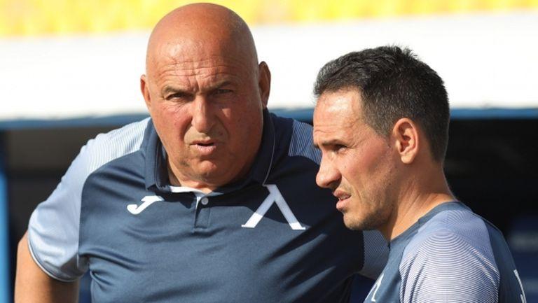 Георги Тодоров: С нищо не съм обидил клуба, за да понеса това нещо