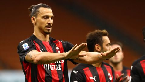 Потвърдено: Златан няма да започне подготовка с Милан