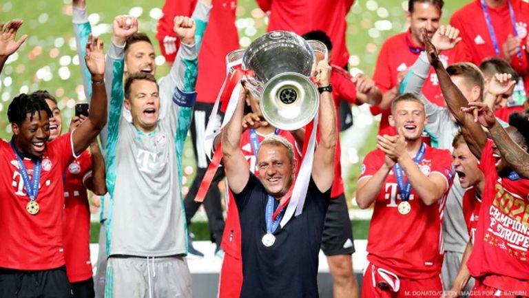 Ханзи Флик: Най-добрият вратар в света ни остави в мача