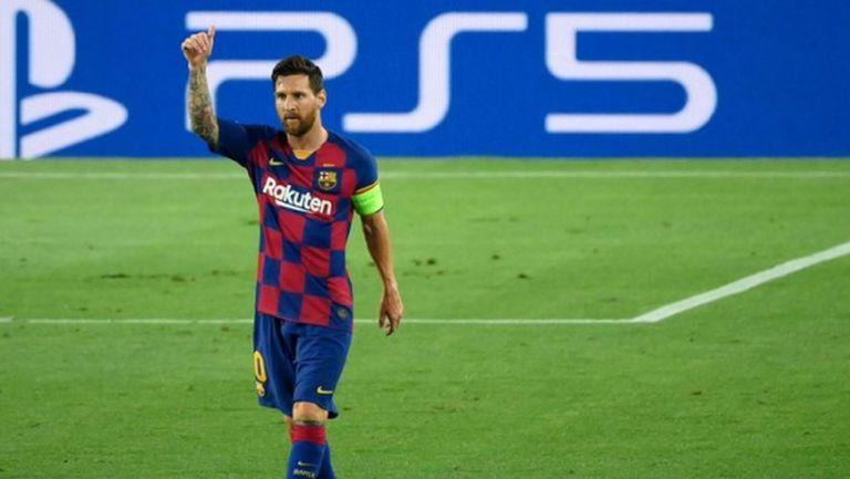 Тухел: Меси е добре дошъл, но той няма да напусне Барселона