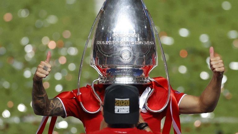 За шести път двама братя печелят Шампионската лига