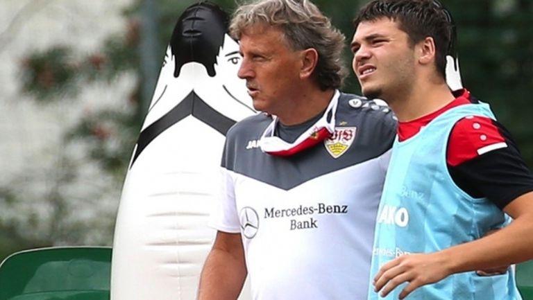 Кадрови проблеми за Щутгарт преди началото на сезона