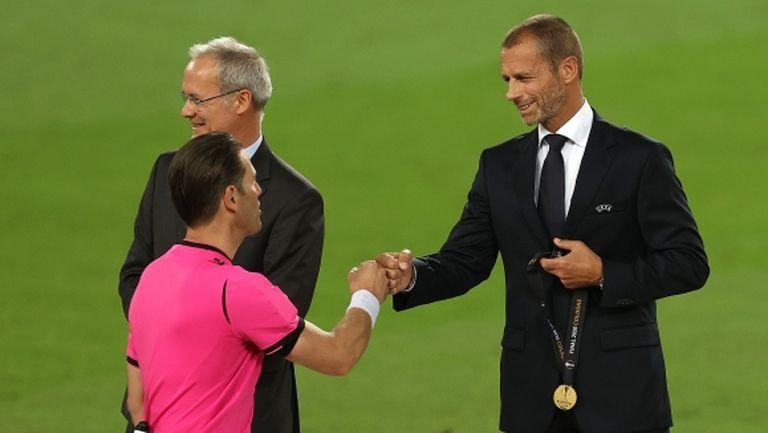 Президентът на УЕФА призна, че Финансовият феърплей не работи