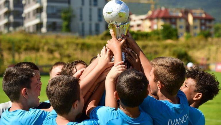 Отборите на ДИТ окупираха призовите места на силния турнир в София