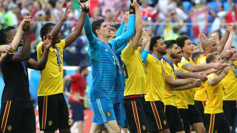 Лидерът в ранглистата на ФИФА с двама дебютанти