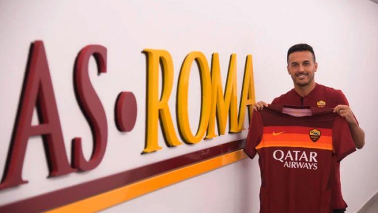 Педро официално е играч на Рома, договорът е за три години