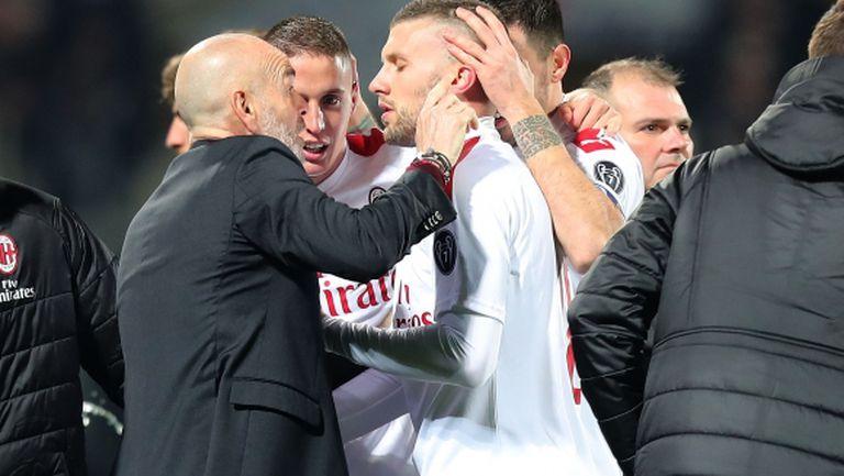 Милан преговаря за откупуването на нападател