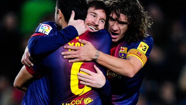 Бивш капитан на Барселона изрази пълна подкрепа към Меси