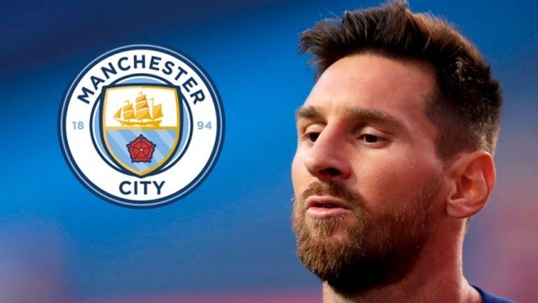 Манчестър Сити е фаворит за нов клуб на Меси