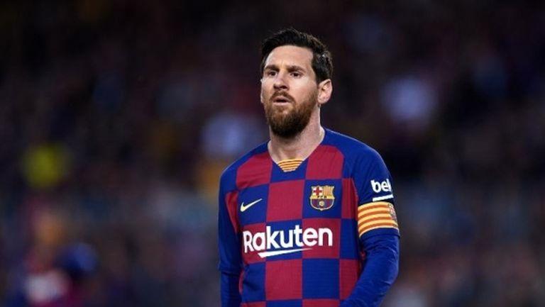"""Барселона потвърди, че Меси иска да напусне """"Камп Ноу"""""""