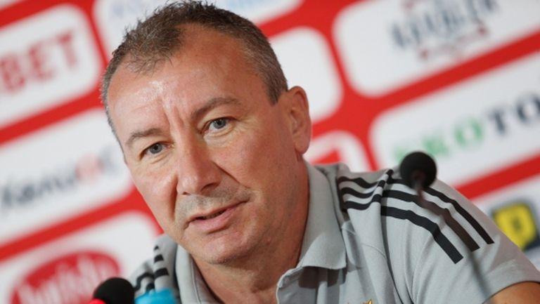 Белчев: Сигурен съм, че утре ще играем по-добре, отколкото в предишните мачове (видео)