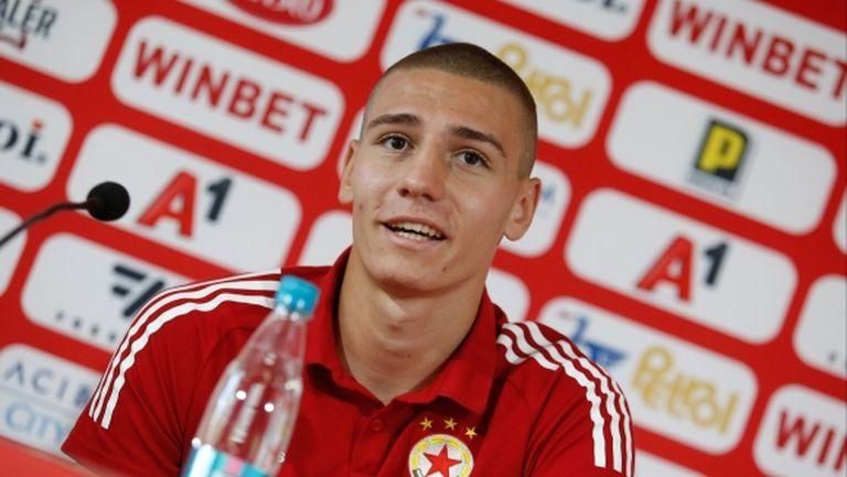 Антов: Изобщо не се сърдя, че не съм повикан в мъжкия национален отбор