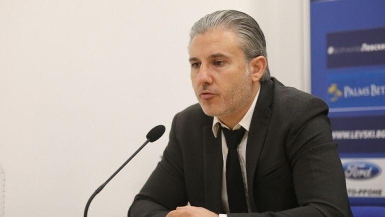 Павел Колев: До 1-2 седмици ще подпишем договори с рекламни спонсори