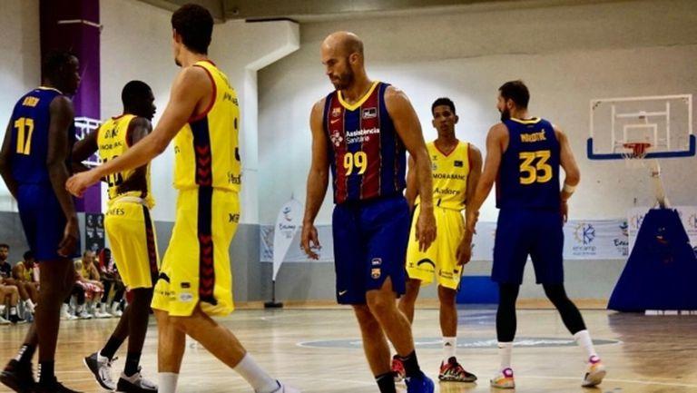 Калатес поведе Барса към успех срещу Андора