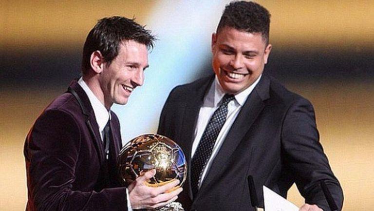 Роналдо: Малка е вероятността Меси да напусне Барса сега