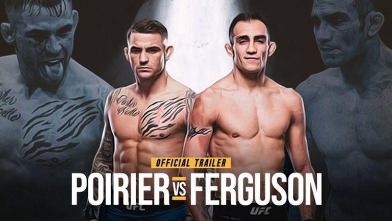 Дейна Уайт: Фъргюсън може да се бие с Порие на UFC 254