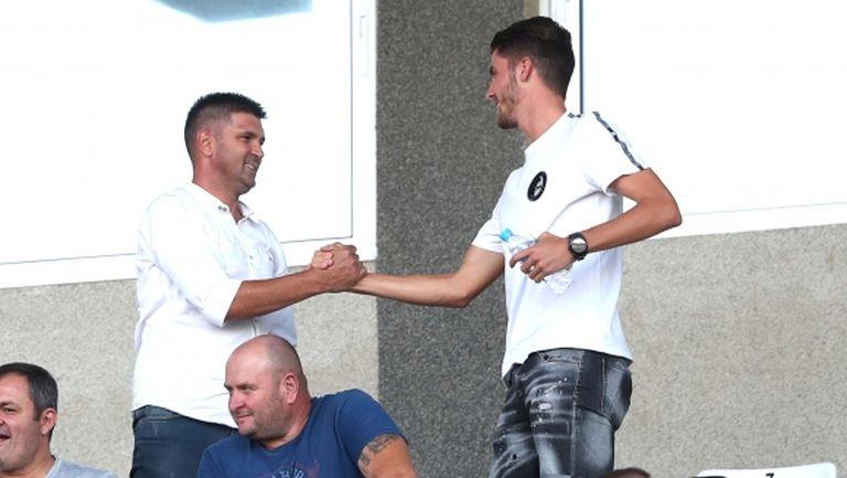Ангел Стойков обяви състава на националния отбор до 19 години