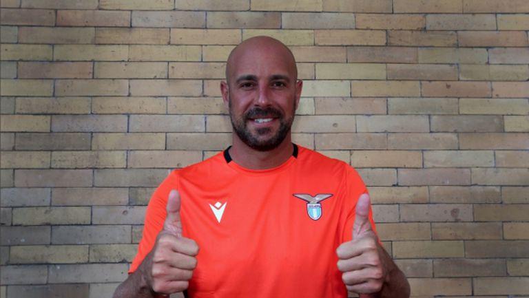 Официално: Лацио взе вратар със солидна визитка