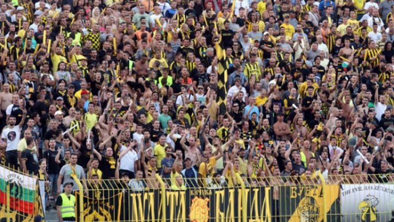 Шест години затвор за фенове на Ботев заради футболно хулиганство