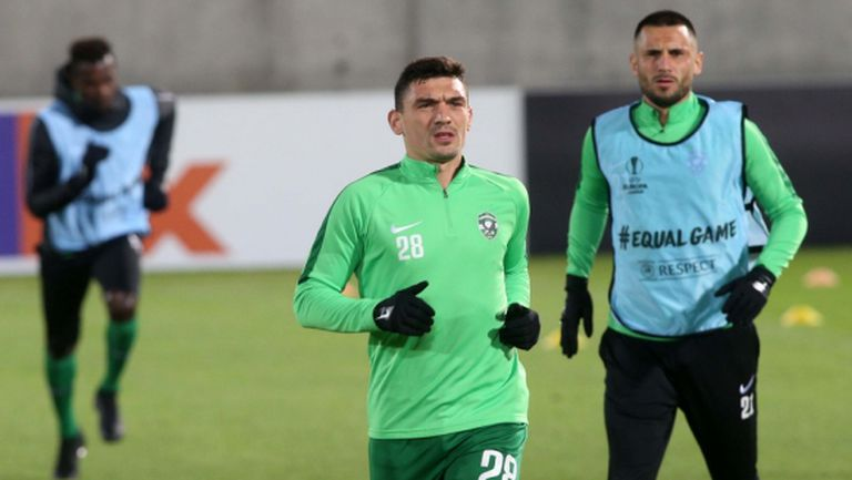 Голямо признание: Гол на Лудогорец е №1 в Лига Европа за миналия сезон (видео)