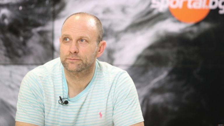Тити Папазов: Георги Илиев беше моята църква