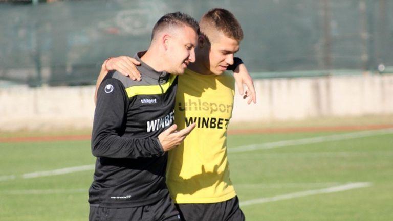 Ботев (Пд) тренира в Момчилград преди мача с Арда