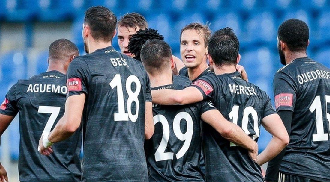 Дебютен успех за Малинов в Белгия, загуба за Велковски