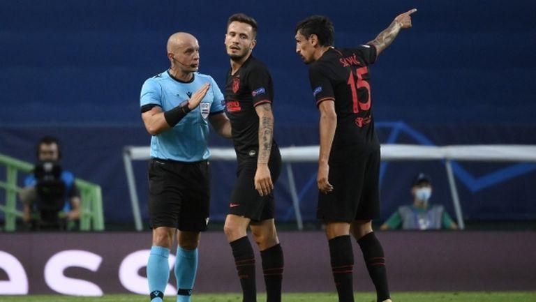 Саул: В Атлетико никога отделният футболист не е бил над колектива