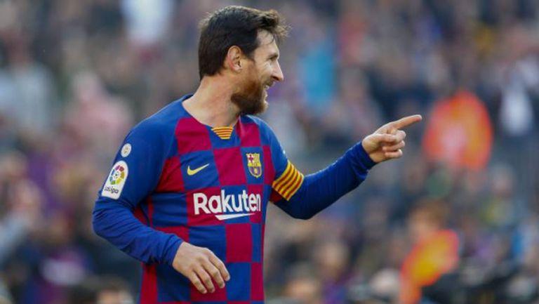 В Испания твърдят, че клаузата от 700 млн. на Лео не е валидна за последната година