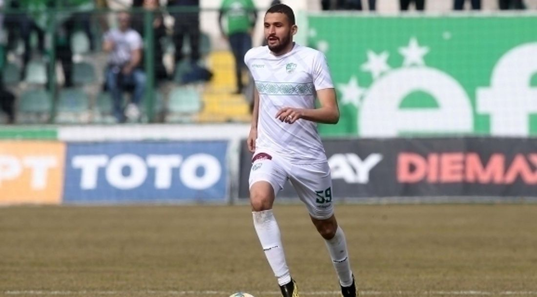 Ахмед Туба: Прекарах една прекрасна година в Берое