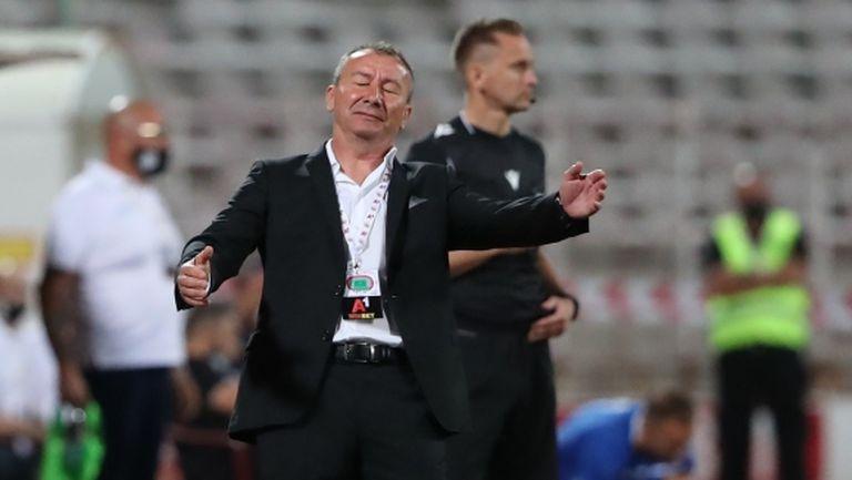Стамен Белчев: Почти не спах след мача със Сиренс