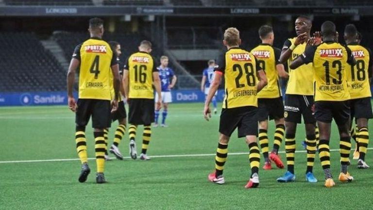 Йънг Бойс спечели купата на Швейцария по футбол