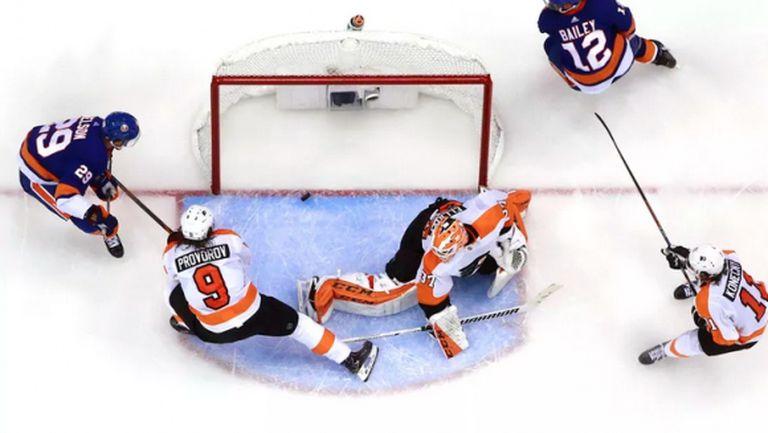 Айлъндърс на крачка от първо класиране на финалите в Източната конференция на НХЛ от 1993 година