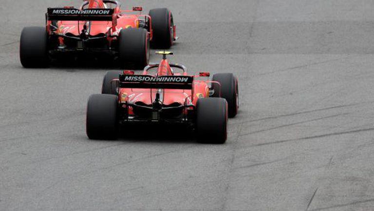 Задава се срамна домашна Гран При на Италия за Ферари