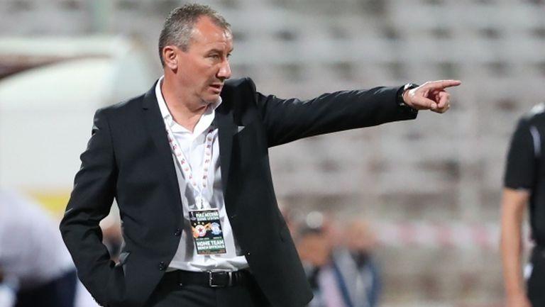 Белчев обяви предимството на БАТЕ и каза: Очаквам да продължим
