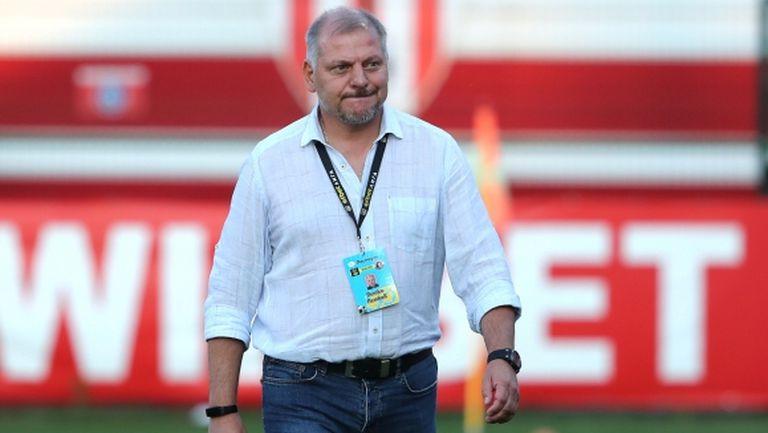 Петко Петков реши да се върне начело на Етър