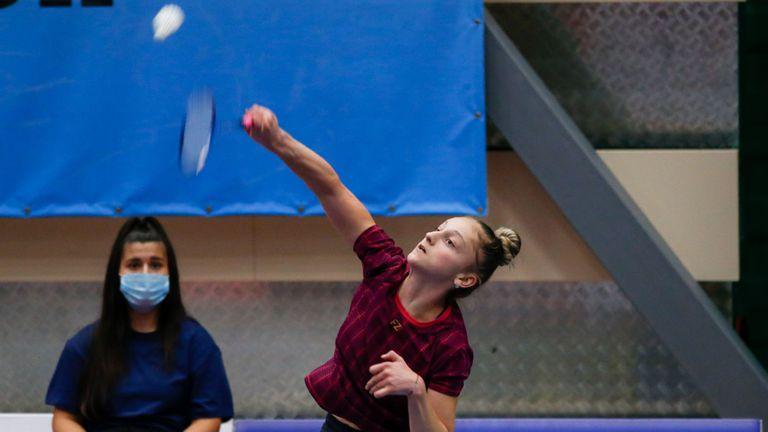Николов и Налбантова се класираха за полуфиналите на сингъл на Открития международен шампионат на България по бадминтон