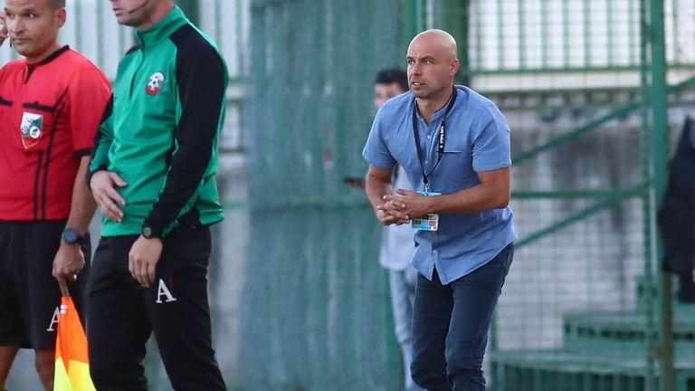 Стефан Стоянов: Нашата цел е да покажем, че с български футболисти може да се играе
