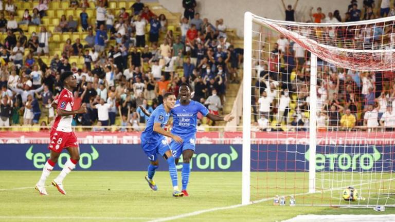 Рецитал на Бамба Диенг срещу Монако качи Марсилия в топ 3