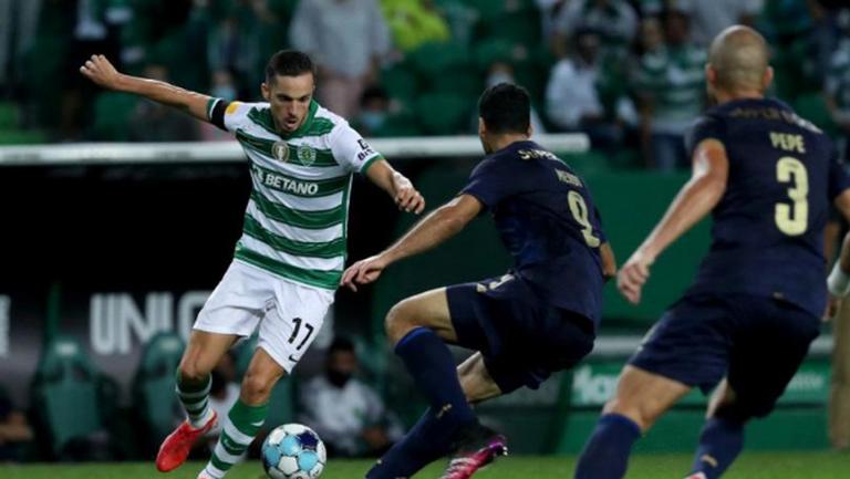 Спортинг и Порто се неутрализираха