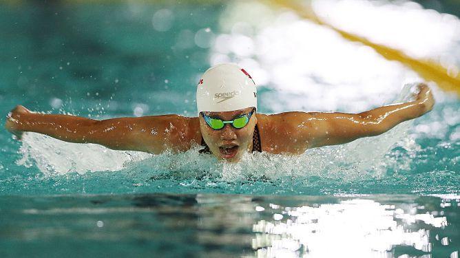 Най-успешната виетнамска плувкиня в историята се отказа от професионалния спорт