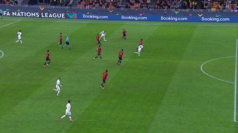 Защо победният гол на Мбапе беше зачетен?